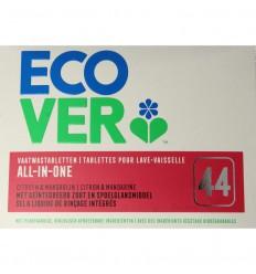 Ecover Vaatwastabletten all in 1 44 tabletten |
