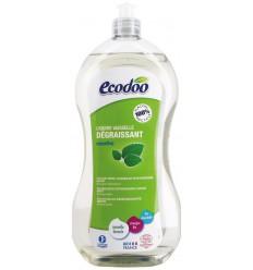 Ecodoo Afwasmiddel vloeibaar ontvettend munt 1 liter |