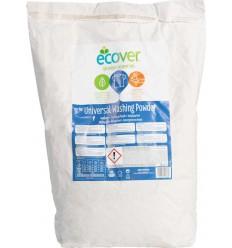 Ecover Waspoeder wit / universal 7500 gram | Superfoodstore.nl