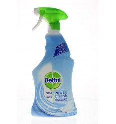 Dettol Allesreiniger power & fresh katoenfris spray 500 ml |