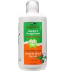 Ossengal Zeep groen 1 liter | Superfoodstore.nl