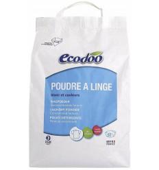 Ecodoo Wasmiddel poeder 3 kg | Superfoodstore.nl