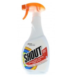 MR Muscle Shout vlekkenoplosspray 500 ml | Superfoodstore.nl