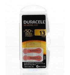 Duracell Hearing aid nummer 13 6 stuks | Superfoodstore.nl