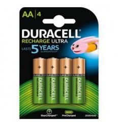 Duracell Rechargeable AA 4 stuks | Superfoodstore.nl