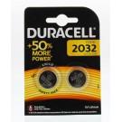 Duracell Batterij dl/ 2032 cl/ 2032 3v litium 2 stuks
