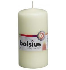 Bolsius Stompkaars 120/60 ivoor | Superfoodstore.nl