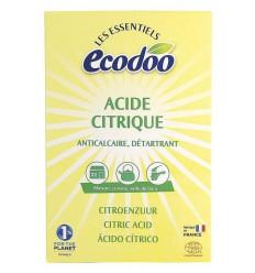 Ecodoo Citroenzuur 350 gram | Superfoodstore.nl