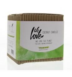 Kaarsen We Love Kokosnootkaars darjeeling deli kopen