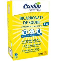 Ecodoo Zuiveringszout natrium bicarbonaat 1 kg | € 5.24 | Superfoodstore.nl