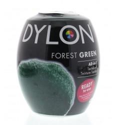 Dylon Pod forest green 350 gram   Superfoodstore.nl