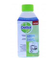 Dettol Wasmachine reiniger 250 ml | Superfoodstore.nl