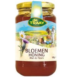 De Traay Bloemenhoning vloeibaar 450 gram | Superfoodstore.nl