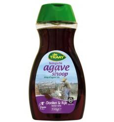 Honingen De Traay Agavesiroop donker en rijk 350 gram kopen