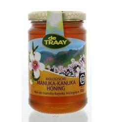 De Traay Manuka kanuka honing bio 350 gram | Superfoodstore.nl