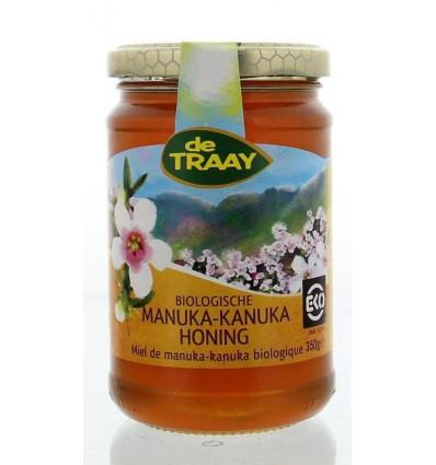 Manuka Honing De Traay Manuka kanuka honing 350 gram kopen