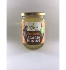 Viiv Acacia honing bio 700 gram | Superfoodstore.nl