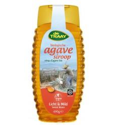 Honingen De Traay Agavesiroop licht en mild 490 gram kopen