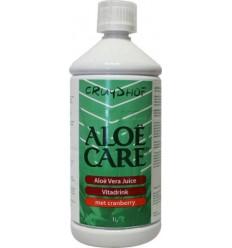 Aloe Care Vitadrink met cranberry 1 liter | Superfoodstore.nl