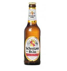 Schnitzer Bier glutenvrij 330 ml | Superfoodstore.nl
