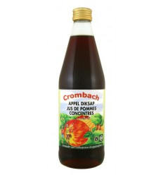 Crombach Appel diksap 500 ml | € 5.20 | Superfoodstore.nl