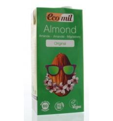 Ecomil Amandeldrank tetrapak 1 liter | € 3.09 | Superfoodstore.nl