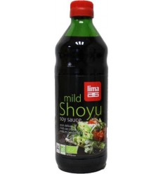 Lima Shoyu bio 500 ml | € 4.98 | Superfoodstore.nl