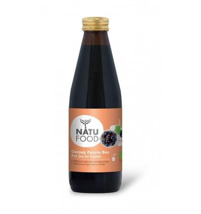 Oersap Natufood Zwarte bes vitaal 330 ml kopen
