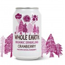 Whole Earth Mountain cranberry 330 ml
