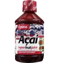 Optima Acai antioxidant vruchtensap 500 ml | Superfoodstore.nl