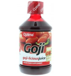 Optima Goji antioxidant vruchtensap 500 ml | Superfoodstore.nl