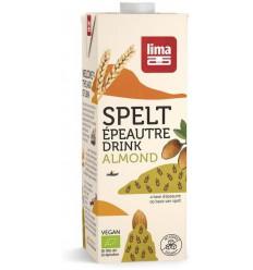 Lima Spelt drink amandel 1 liter | Superfoodstore.nl