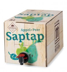 Schulp Appel peer saptap 5 liter | € 14.36 | Superfoodstore.nl