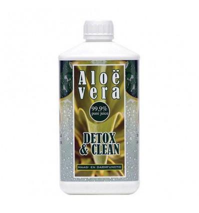 Aloeverasap Livinggreens Aloe vera sap 1 liter kopen