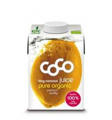 dr Antonio Martins Kokosnootsap 500 ml | € 3.03 | Superfoodstore.nl