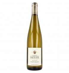 Dom Eugene Meyer Pinot blanc demeter 750 ml   Superfoodstore.nl