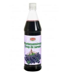 Morga Vlierbessensiroop 750 ml | Superfoodstore.nl