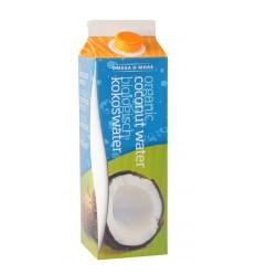 Witsenburg Kokoswater bio 1 liter | € 3.53 | Superfoodstore.nl