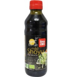 Lima Shoyu 28% less salt 250 ml   Superfoodstore.nl