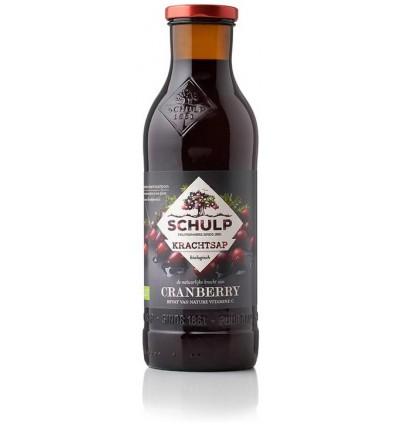 Cranberrysap Schulp Krachtsap Cranberry puur 750 ml kopen