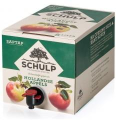 Schulp Appelsap saptap 5 liter | € 13.29 | Superfoodstore.nl