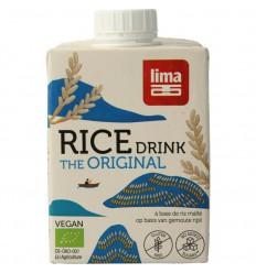 Lima Rice drink original 500 ml | Superfoodstore.nl