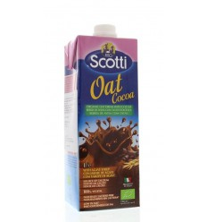 Riso Scotti Oat drink cocoa 1 liter | € 2.22 | Superfoodstore.nl