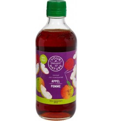 Your Organic Nature Diksap appel 400 ml | € 3.21 | Superfoodstore.nl