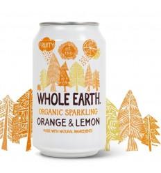 Dranken Whole Earth Sparkling orange / lemon 330 ml kopen