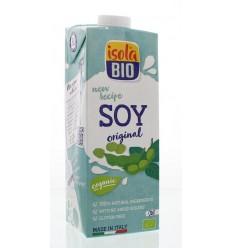 Isola Bio Sojadrank naturel 1 liter | € 2.23 | Superfoodstore.nl