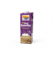 Isola Just brown rice 1 liter   Superfoodstore.nl