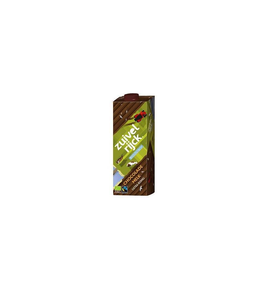 Zuivelrijck Volle chocolade melk 1 liter