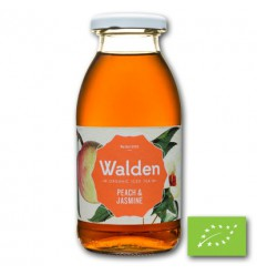 Walden Ice tea peach jasmine 250 ml | € 1.34 | Superfoodstore.nl