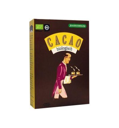 Cacaopoeder Joannusmolen Cacao 200 gram kopen